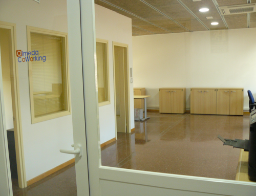 Disponemos de salas para reuniones o cursillos