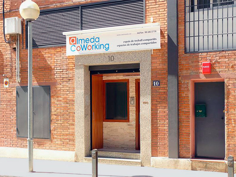 coworking en cornella de Llobregat