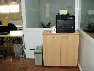 fotocopiadora Almeda coWorking