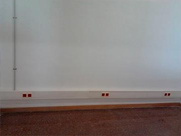 instalacion electrica protegida en coWorking